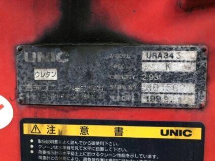Крановая установка UNIC URA343 1999 года во Владивостоке
