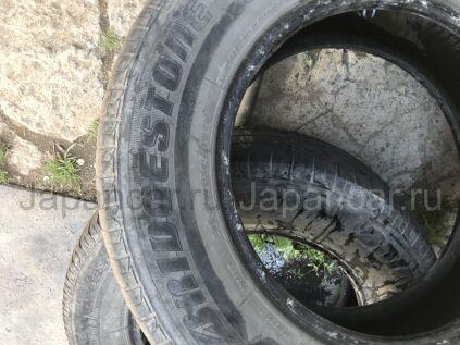 Летниe шины Bridgestone 205/70 15 дюймов б/у во Владивостоке