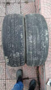 Летниe шины Dunlop 235/55 18 дюймов б/у в Новосибирске