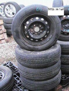 Летниe шины Toyota 195/65 14 дюймов б/у во Владивостоке