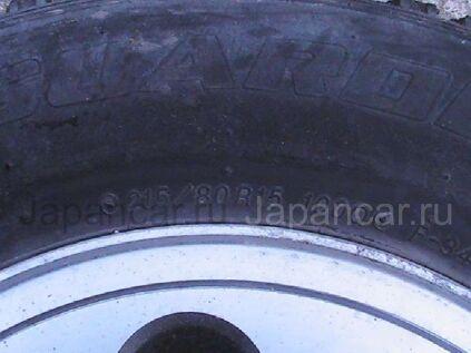 Зимние колеса Mitsubishi Delica 215/80 15 дюймов б/у во Владивостоке
