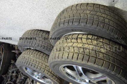 Зимние колеса Marshal 215/60 16 дюймов Mmc ширина 6 дюймов вылет 48 мм. б/у во Владивостоке