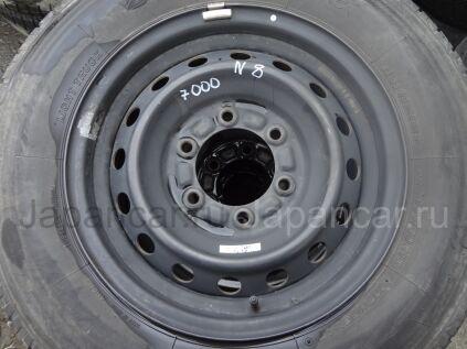 Летниe колеса Bridgestone V600 195/80 15 дюймов Japan б/у в Артеме