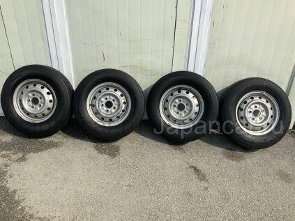 Летниe шины Bridgestone Ecopia r680 185/80 14 дюймов б/у во Владивостоке