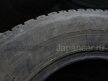 Всесезонные шины Bridgestone Blizzak revo 969 195/80 15107105 дюймов б/у в Артеме