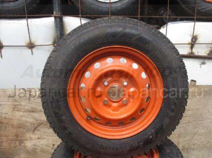 Зимние колеса Yokohama Sy01 165/- 14 дюймов Null б/у во Владивостоке