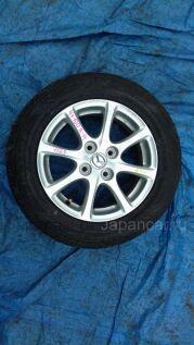 Летниe колеса Dunlop 175/65 14 дюймов б/у в Барнауле