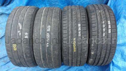 Летниe шины Pirelli 215/45 17 дюймов б/у в Барнауле
