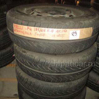 Летниe шины Pirelli P4 185/65 14 дюймов б/у в Новосибирске