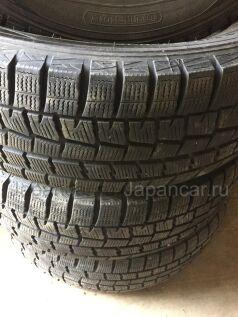 Зимние шины Dunlop Winter maxx wm01 215/65 16 дюймов б/у во Владивостоке