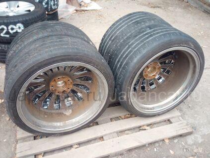 Летниe колеса Bridgestone Potenza s001 255/35 19 дюймов Rembrandt б/у в Челябинске