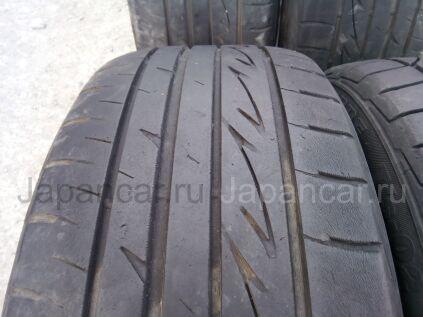 Летниe шины Bridgestone Playz px 235/45 17 дюймов б/у в Челябинске