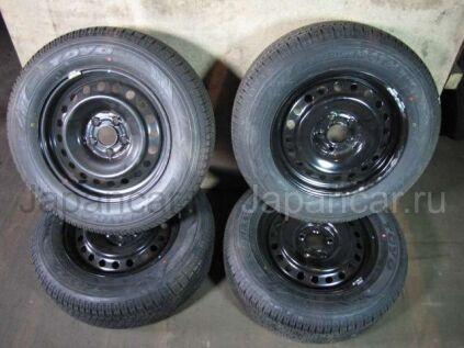 Летниe шины Toyo Tranpath a19 215/65 16 дюймов новые во Владивостоке