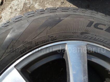 Зимние шины Pirelli Winter asimmetrico 225/65 17 дюймов б/у в Челябинске