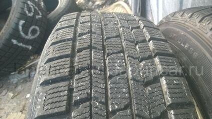 Зимние шины Dunlop dsx 2 195/60 16 дюймов б/у в Челябинске