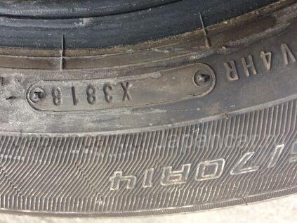 Летниe шины 175/70 14 дюймов б/у в Уссурийске
