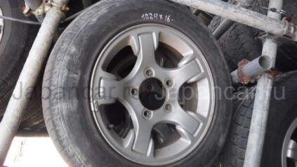 Летниe колеса Suzuki Jimny 175/80 16 дюймов б/у во Владивостоке