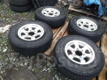 Зимние колеса Nissan Terrano 215/80 15 дюймов б/у во Владивостоке