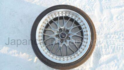 Летниe колеса Nankang Ns-2 225/35 18 дюймов Maden in japan ширина 8.5 дюймов вылет 40 мм. б/у в Якутске