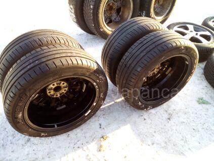 Летниe шины Michelin Pilot sport 3 235/45 17 дюймов б/у в Челябинске