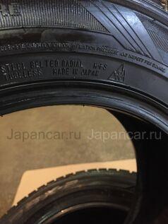 Зимние шины Dunlop Dsx 2 195/60 15 дюймов б/у во Владивостоке