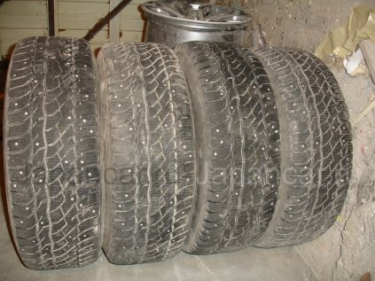 Зимние шины Viatti v-523 bosco nordico 265/65 17 дюймов б/у в Тюмени