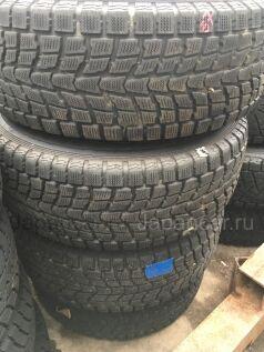Зимние шины Dunlop - 275/70 16 дюймов б/у в Хабаровске