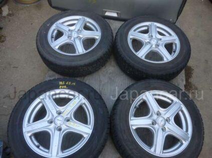 Всесезонные колеса Dunlop 185/65 15 дюймов Plencia б/у в Уссурийске