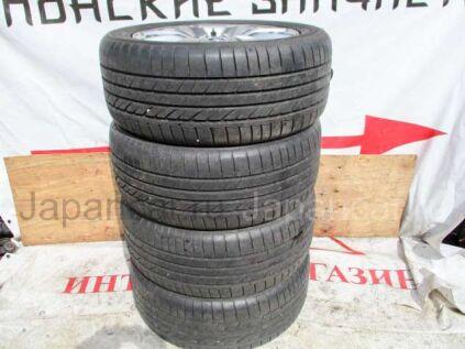Летниe шины Dunlop 245/50 18 дюймов б/у в Москве