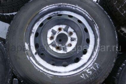 Зимние шины Yokohama 195/65 14 дюймов б/у во Владивостоке