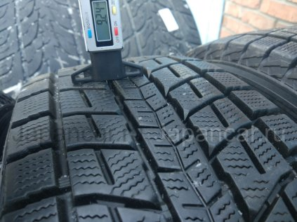Зимние шины Dunlop Winter maxx sj8 225/60 18 дюймов б/у в Новосибирске