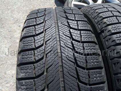Зимние шины Michelin 185/60 15 дюймов б/у в Челябинске
