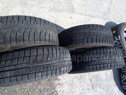 Зимние шины Bridgestone Blizzak revo gz 215/60 16 дюймов б/у в Челябинске