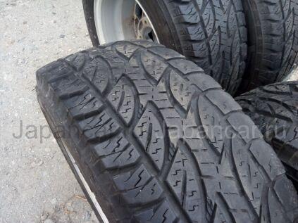 Летниe шины Bridgestone Dueler a\t 694 235/60 16 дюймов б/у в Челябинске