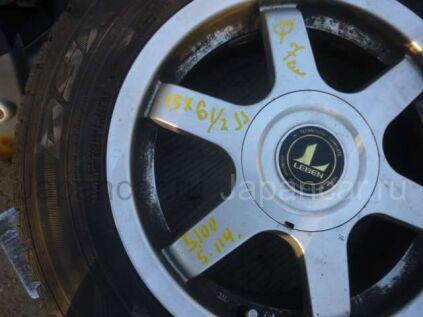 Всесезонные колеса Dunlop 195/65 15 дюймов Leben б/у в Уссурийске