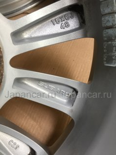 Диски 15 дюймов Subaru б/у во Владивостоке