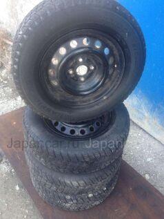 Зимние колеса Dunlop 185/70 14 дюймов б/у в Уссурийске
