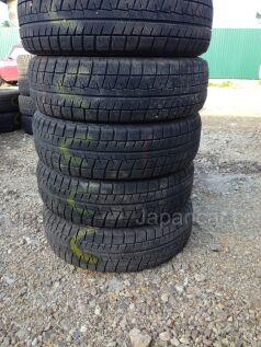 Всесезонные шины Bridgestone Revo gz 195/65 15 дюймов б/у в Уссурийске