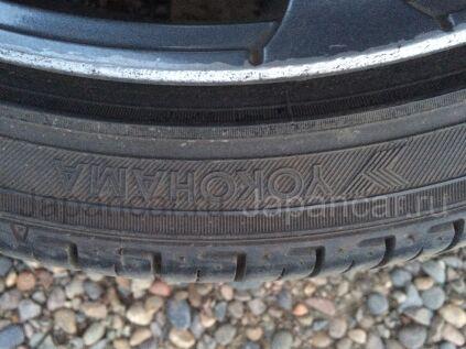 Летниe колеса Yokohama Ecos 215/40 18 дюймов Weds б/у в Красноярске