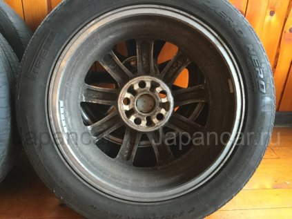 Всесезонные колеса Pirelli p zero nero 235/50 18 дюймов Lexus б/у во Владивостоке