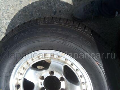 Летниe шины Dunlop Grandtrek pt3 265/70 16 дюймов б/у в Челябинске