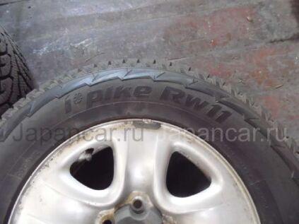 Зимние шины Hankook Ipike rw11 225/70 16 дюймов б/у в Красноярске