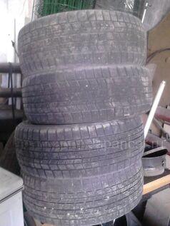 Всесезонные шины Dunlop Dsx 195/65 15 дюймов б/у во Владивостоке