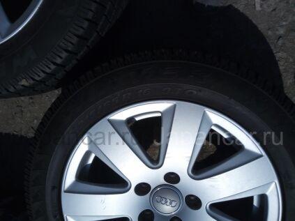 Диски 16 дюймов Audi б/у в Челябинске