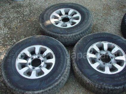 Зимние колеса Dunlop 225/80 15 дюймов Delica б/у в Уссурийске