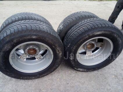 Зимние шины Michelin X-ice 265/65 17 дюймов б/у в Челябинске