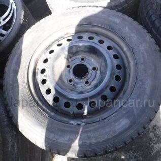 Зимние колеса Kumho 215/60 16 дюймов б/у во Владивостоке