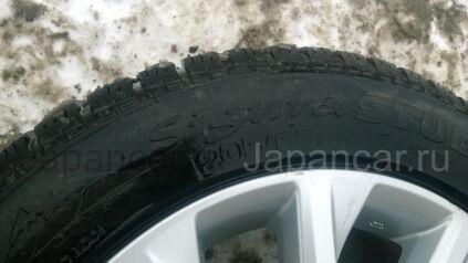 Зимние шины Tigar Sigura 205/55 16 дюймов б/у в Челябинске