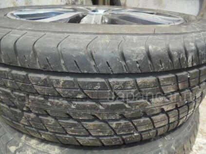 Летниe шины Dunlop 185/55 16 дюймов б/у во Владивостоке
