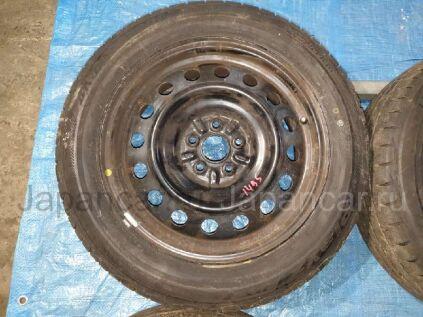 Летниe колеса Bridgestone Playz px 205/55 16 дюймов Toyota б/у в Барнауле